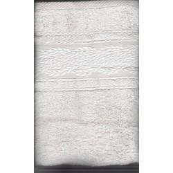 Drap de douche beige