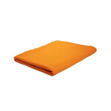 Drap plat mandarine 240/300