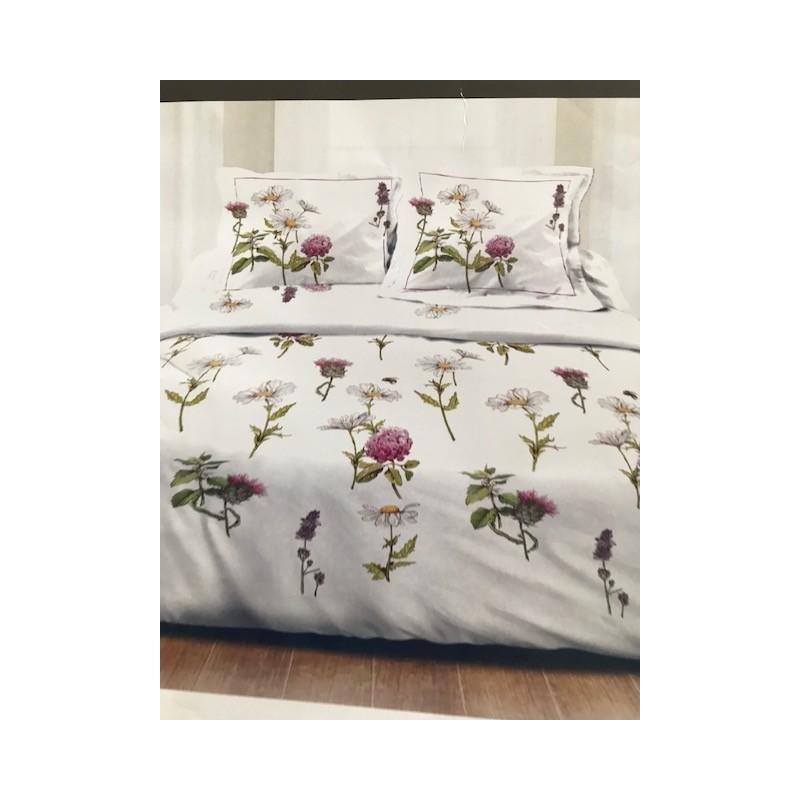 parure 200x200 2 taies. Black Bedroom Furniture Sets. Home Design Ideas