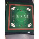 Tapis de carte Texas (idée cadeau)