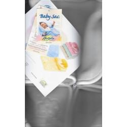 baby sac blanc