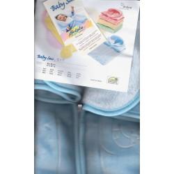 baby sac bleu