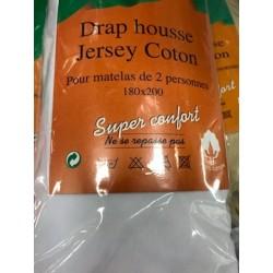 drap housse Jersey