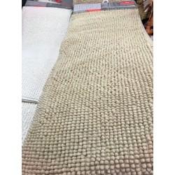Tapis beige 110x30
