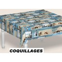 Nappe COQUILLAGES