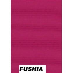 Tapis en gomme Fuschia