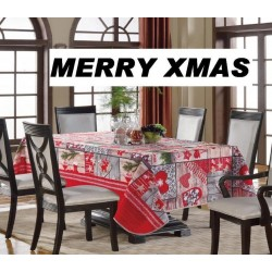 Nappe MERRY CHRISTMAS